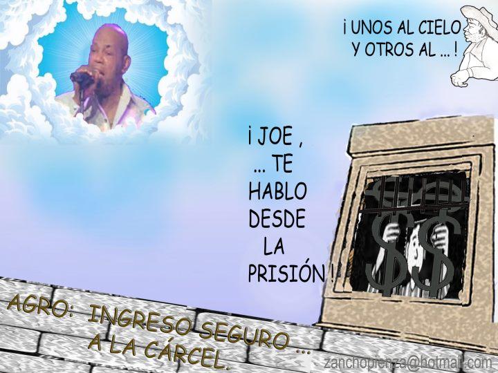 JOE y el preso