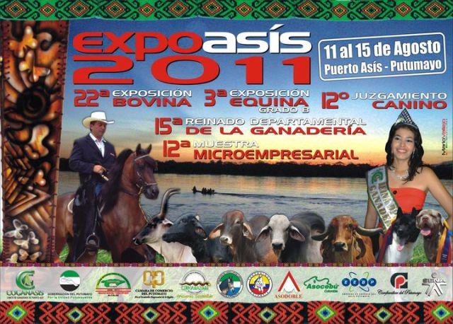 Se armó la Feria en Puerto Asís