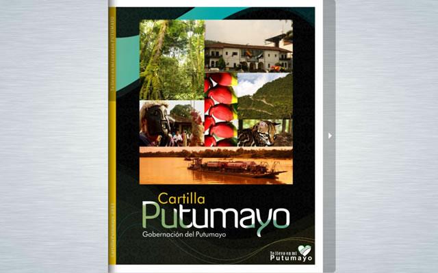 La verdadera historia de Putumayo, plasmada en una cartilla