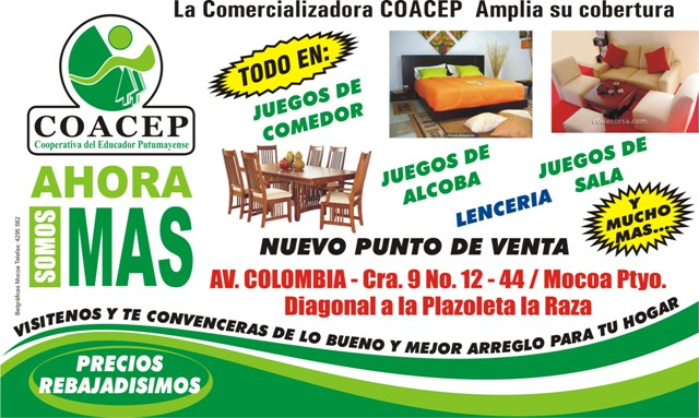 Comercializadora COACEP amplia su cobertura