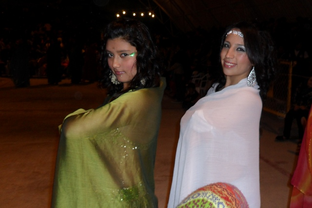 Egipto se robó el espectáculo en las Danzas