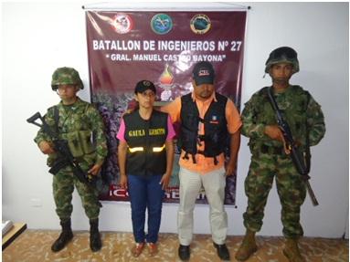 Rescatada secuestrada en Puerto Asís.
