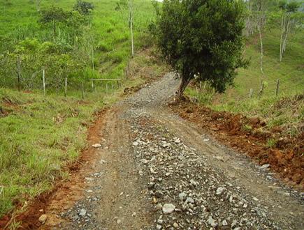Los tramos de la variante San Francisco-Mocoa, conservación ambiental