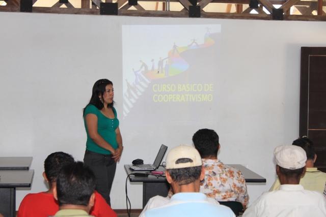 Fortalecimiento de Organizaciones Solidarias en el Putumayo