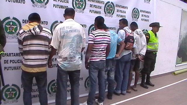 Se intensifican las operaciones en el departamento del Putumayo