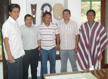 Elegidos los representantes de comunidades indígenas ante el Consejo Directivo de Corpoamazonia