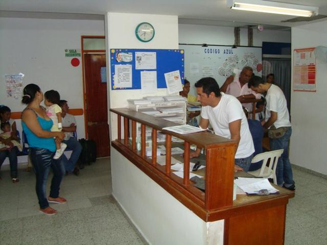"""""""Hospital de Puerto Asís, crónica de una muerte anunciada"""", Representante Ochoa"""
