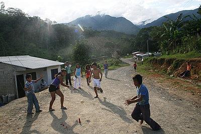 San Isidro (Mocoa, Colombia): Una nueva vida para las familias desplazadas