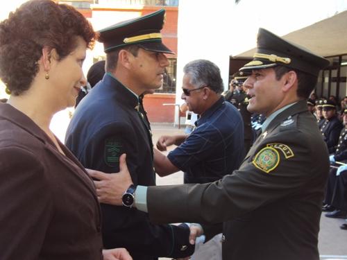 Ascensos en la Policía Putumayo