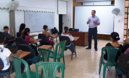 Estudiantes de Mocoa realizan campaña de educación ambiental