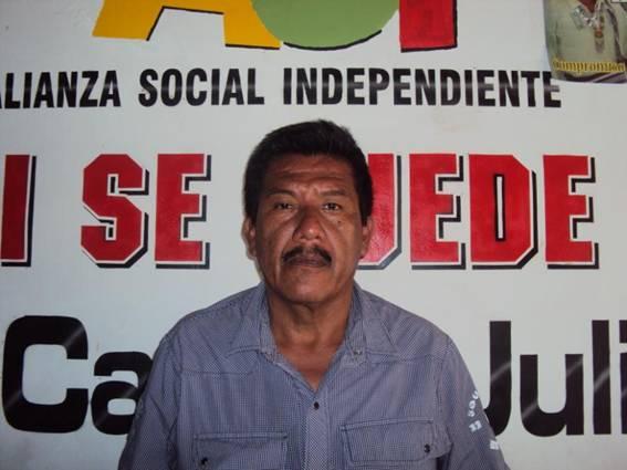 Carlos Julio Rosas Guancha