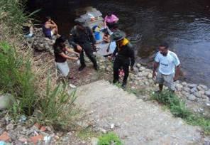 Descontaminación de fuentes hídricas en La Dorada