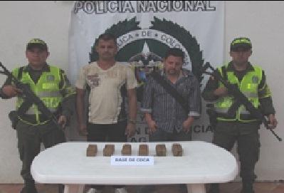 Resultados Operacionales de la Policía Putumayo en los últimos días