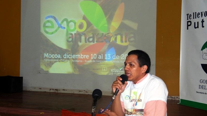En Mocoa fue presentada EXPOAMAZONIA 2011 la feria de la diversidad amazónica