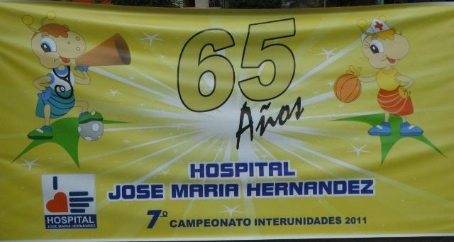 Hospital José María Hernández, celebra sus 65 años