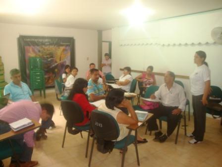 Corpoamazonia realizó taller para elaborar proyectos ambientales escolares