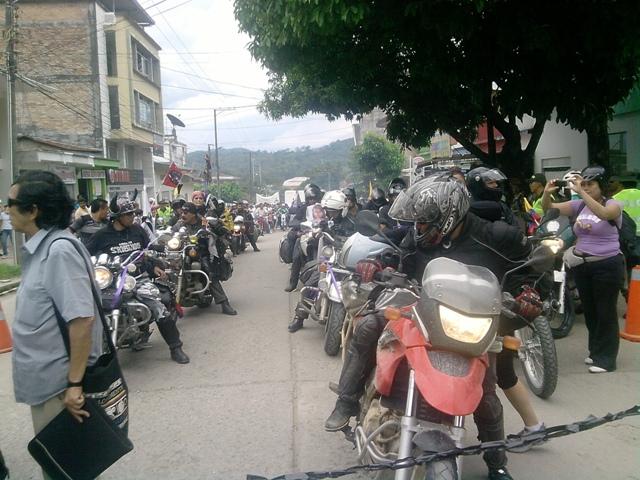 Caravana por la Paz en Mocoa