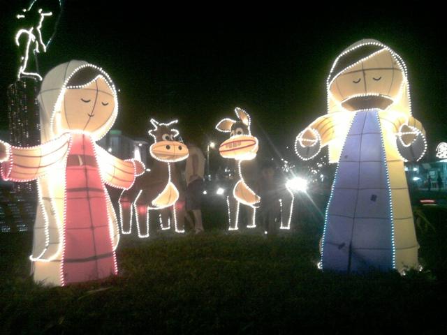 Iluminación Navideña en Mocoa