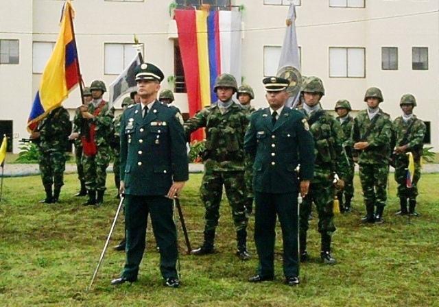 Cambio de mando en Batallón de ASPC 27 en Mocoa