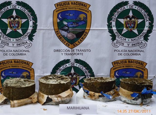 Duro golpe al narcotráfico en el Putumayo