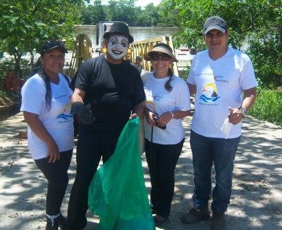 Exitosa jornada de educación ambiental se realizó en Puerto Asís