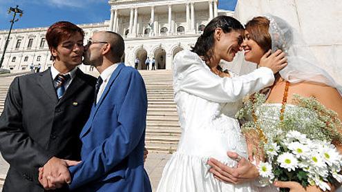 Más de 200 parejas homosexuales formalizaron sus uniones este año