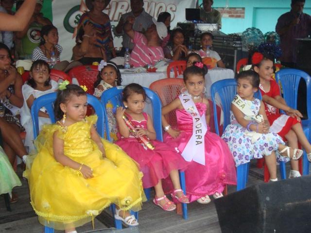 Comenzaron los Carnavales en El Valle del Guamuéz