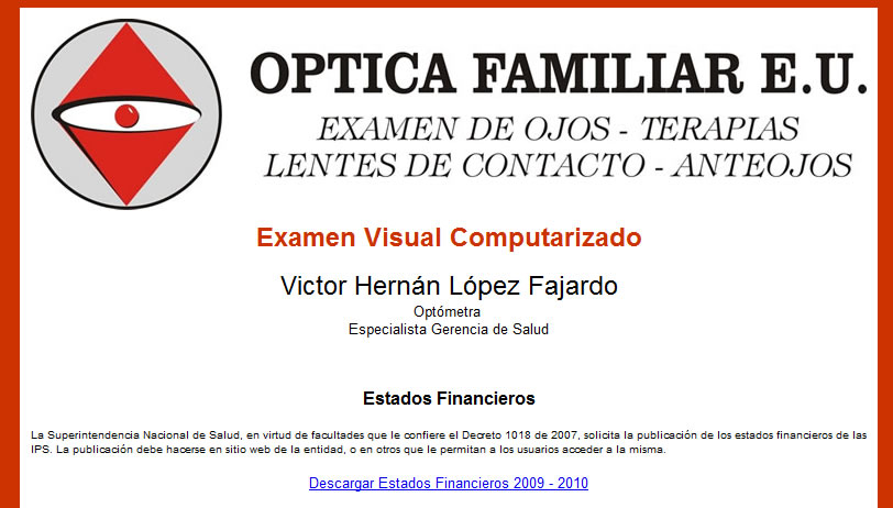 Optica Familiar