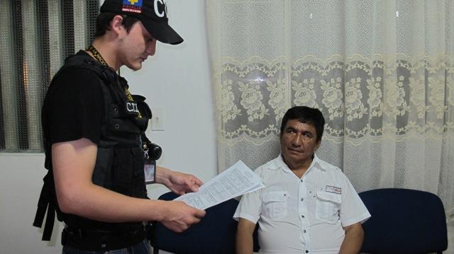 Asegurado Ex-Alcalde de Puerto Asís por peculado e irregularidades en contratación