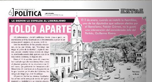 Luis Fernando Vitery solicita Derecho de Réplica por nota publicada en Diario Extra Putumayo