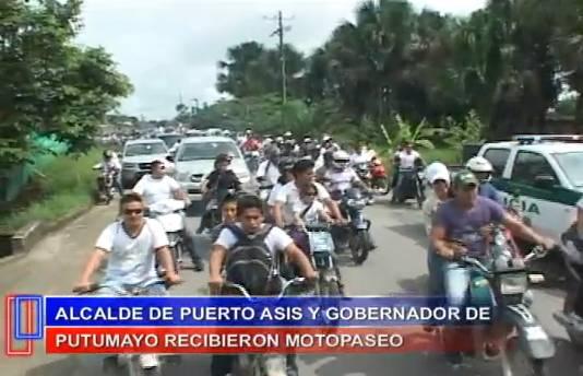Motopaseo Mocoa – Puerto Asís