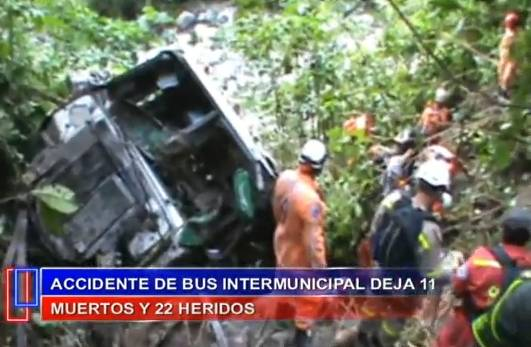Accidente Bus Transipiales