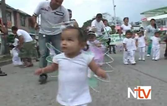 Desfile dìa del Niño en Mocoa