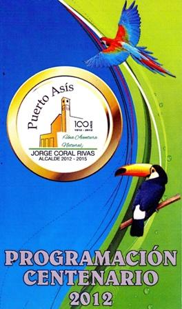 Programación Centenario de Puerto Asís