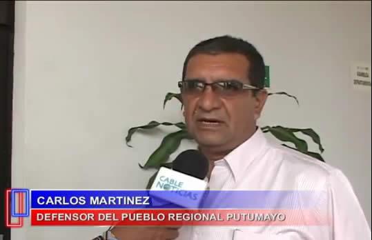Defensoría del Pueblo realiza acompañamiento a desplazamiento de víctimas por minas