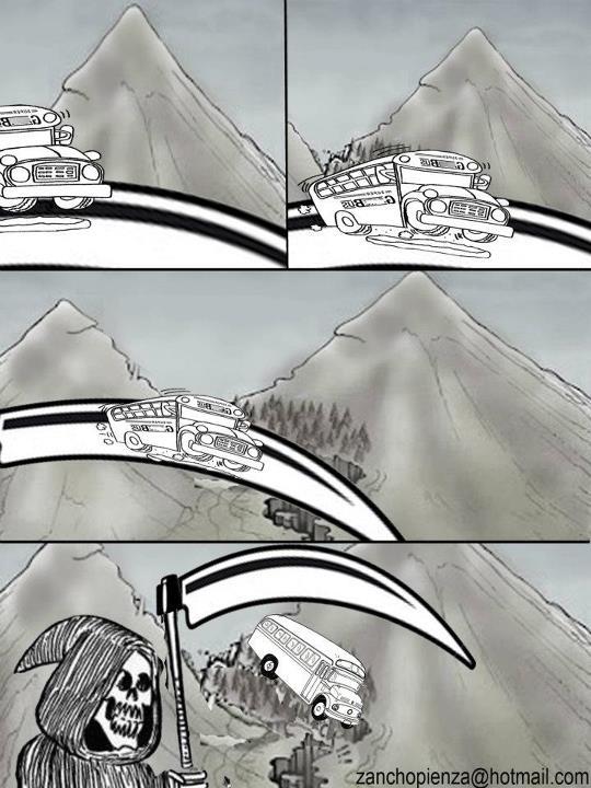 Ruta Mortal