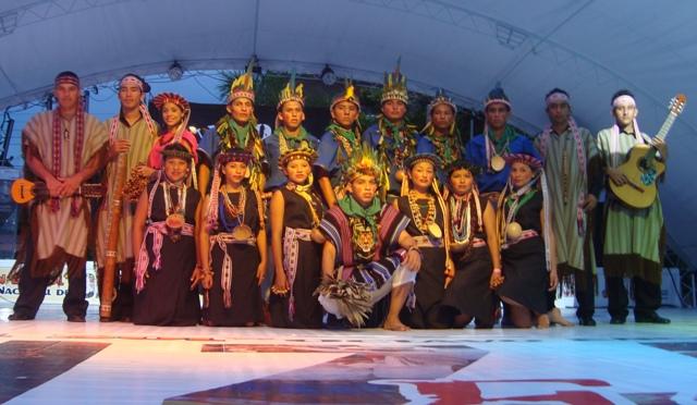 Grupo La Tierra estará en Festival Latinoamericano de Danza