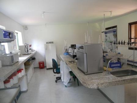 Habilitado Laboratorio de Aguas de Corpoamazonia
