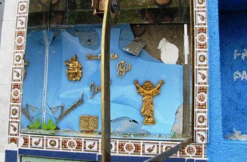 No hay paz en el cementerio de Sibundoy