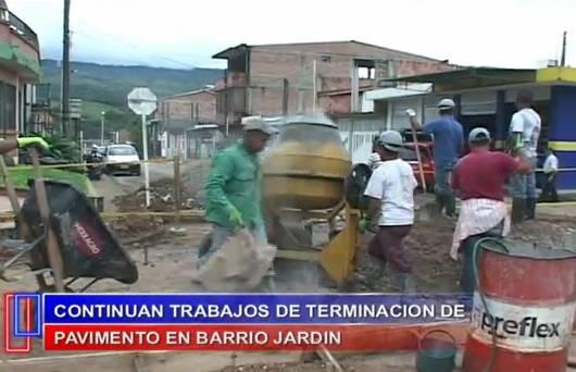 Un buen trabajo adelanta Secretario de Obras municipal de Mocoa