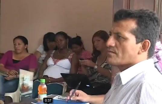 El concejo de Mocoa y plan de desarrollo municipal
