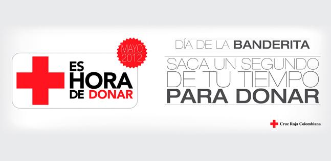 Día de la Banderita – Cruz Roja Colombiana