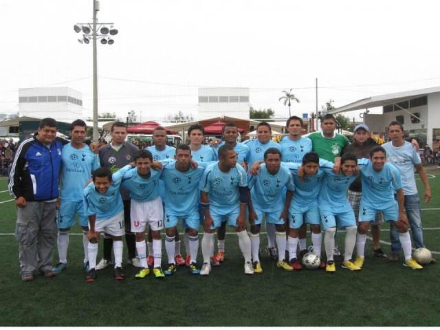 Gran intercambio futbolístico en Pitalito