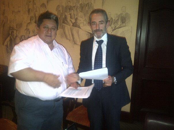 Fundación ELEA suscribe convenio con Alcaldía de Mocoa