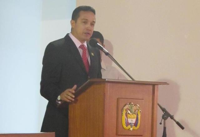 Representante Ochoa rechaza la situación de Violencia en Puerto Asís