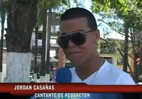Cantante de Reggaeton Putumayense graba primer sencillo