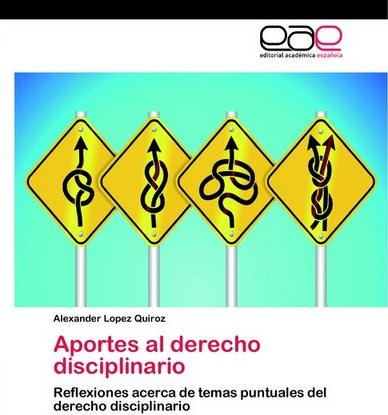 Aportes al Derecho Disciplinario