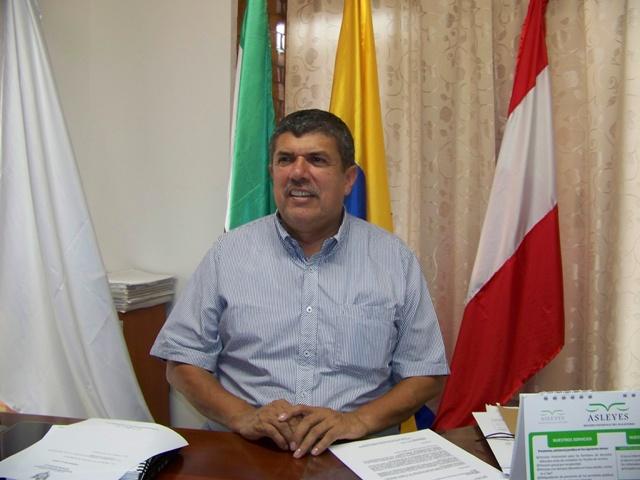 Alcalde de Puerto Asís busca capacitar con el Sena a obreros de este municipio