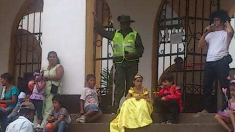 Policía adopta medidas por celebración de Halloween