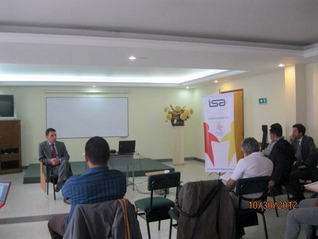 Representante Guillermo Rivera invitado Experto al encuentro sobre participación-REDPRODEPAZ